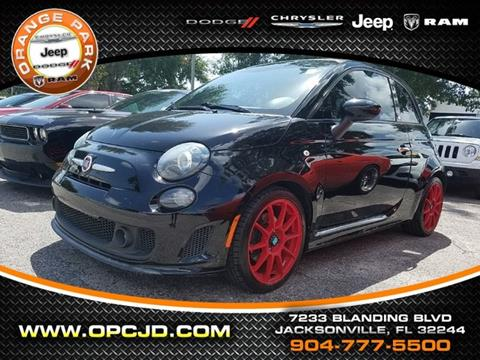 2014 FIAT 500c for sale in Jacksonville, FL