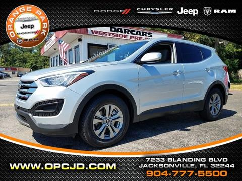 2015 Hyundai Santa Fe Sport for sale in Jacksonville, FL