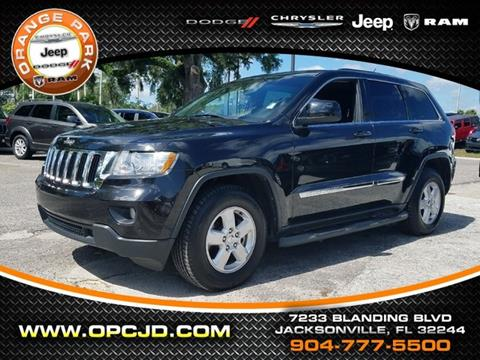 2013 Jeep Grand Cherokee for sale in Jacksonville, FL