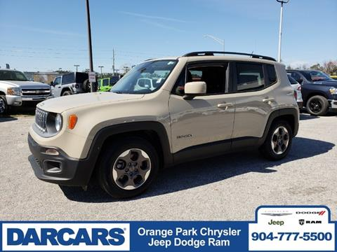 2015 Jeep Renegade for sale in Jacksonville, FL
