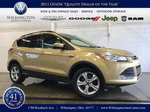 2014 Ford Escape for sale in Wilmington OH