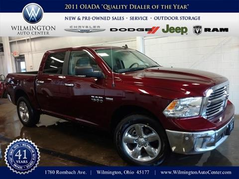 2017 RAM Ram Pickup 1500 for sale in Wilmington, OH