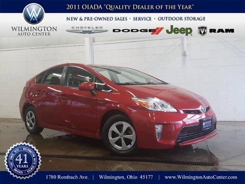 2015 Toyota Prius for sale in Wilmington OH