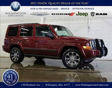 2009 Jeep Commander for sale in Wilmington OH