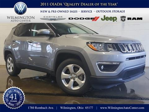 2018 Jeep Compass for sale in Wilmington, OH
