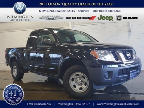 2016 Nissan Frontier for sale in Wilmington OH