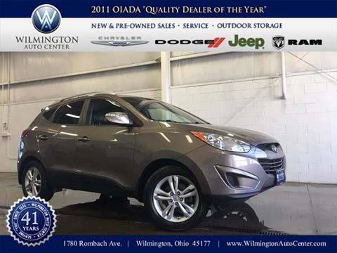 2012 Hyundai Tucson for sale in Wilmington OH
