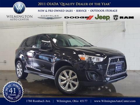 2015 Mitsubishi Outlander Sport for sale in Wilmington OH