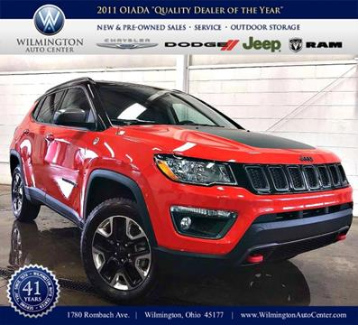 2018 Jeep Compass for sale in Wilmington OH