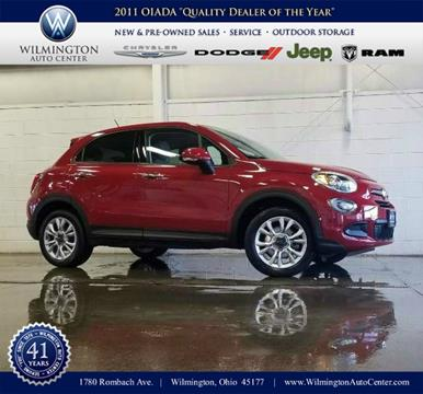 2016 FIAT 500X for sale in Wilmington, OH