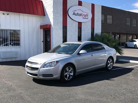 2012 Chevrolet Malibu for sale in Las Vegas, NV