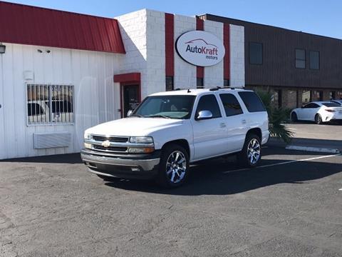 2006 Chevrolet Tahoe for sale in Las Vegas, NV