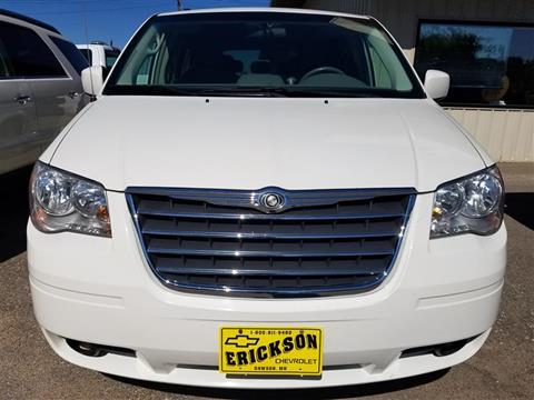2008 Chrysler Town and Country for sale in Dawson MN