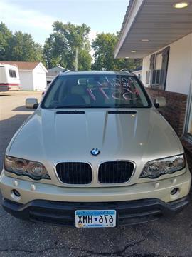 2001 BMW X5 for sale in Dawson, MN