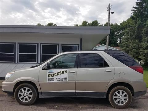 2004 Buick Rendezvous for sale in Dawson MN