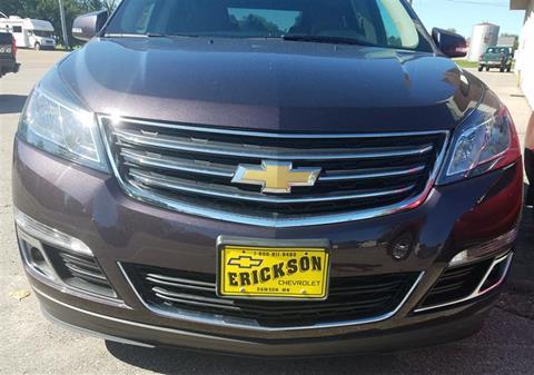 2015 Chevrolet Traverse for sale in Dawson, MN
