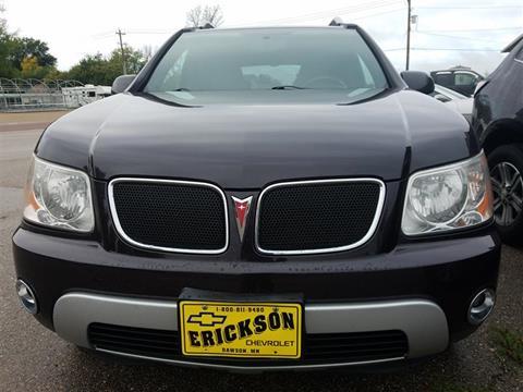2007 Pontiac Torrent for sale in Dawson MN