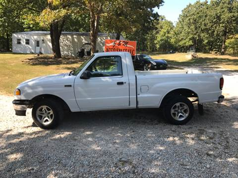 2000 Mazda B-Series Pickup for sale in Galena KS