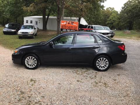 2009 Subaru Impreza for sale in Galena KS