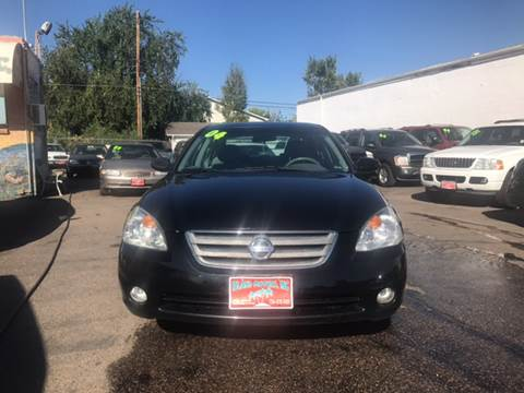 2004 Nissan Altima for sale in Englewood, CO