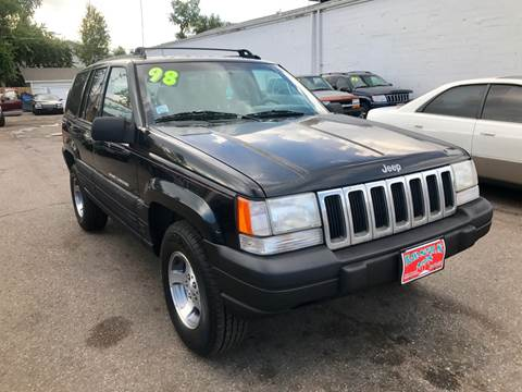 1998 Jeep Grand Cherokee For Sale In Englewood, CO