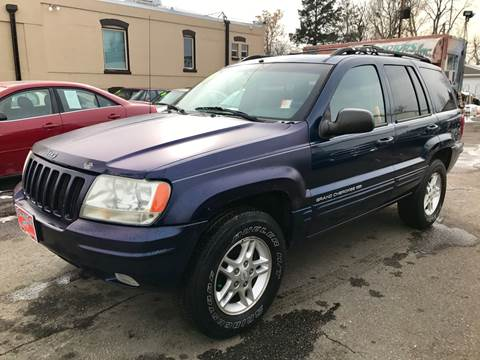 1999 Jeep Grand Cherokee for sale in Englewood, CO