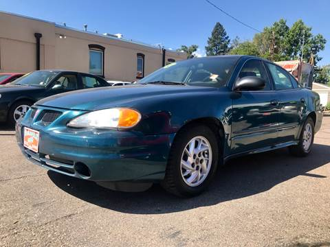 2003 Pontiac Grand Am for sale in Englewood, CO