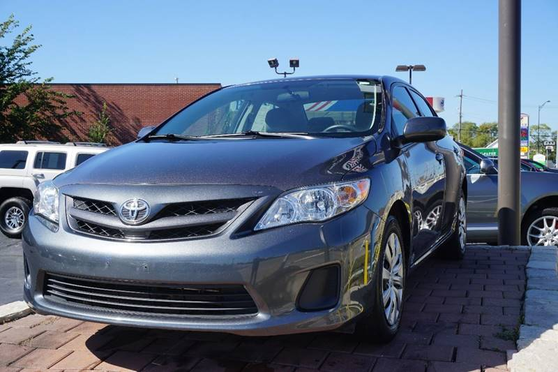 2012 Toyota Corolla For Sale At I Vehicles.com In Elmwood Park IL