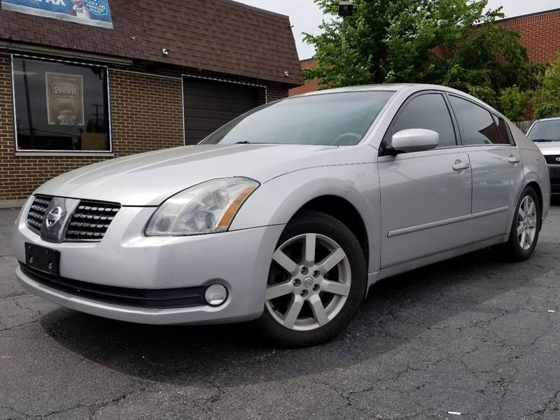 2004 Nissan Maxima For Sale At I Vehicles.com In Elmwood Park IL