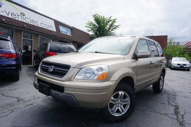 2005 Honda Pilot For Sale At I Vehicles.com In Elmwood Park IL