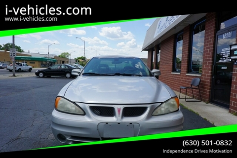 2002 Pontiac Grand Am for sale in Elmwood Park, IL