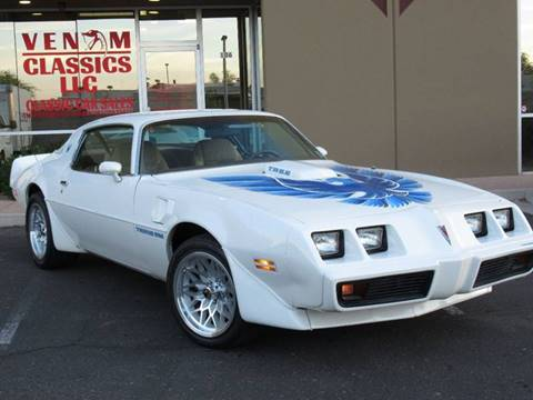 1979 Pontiac Trans Am for sale in Mesa, AZ