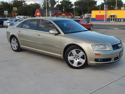 2004 Audi A8 L for sale in Jacksonville, FL
