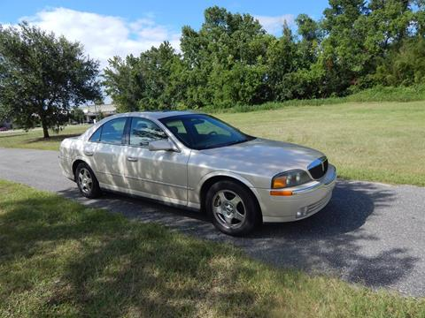 2000 Lincoln LS for sale in Jacksonville, FL