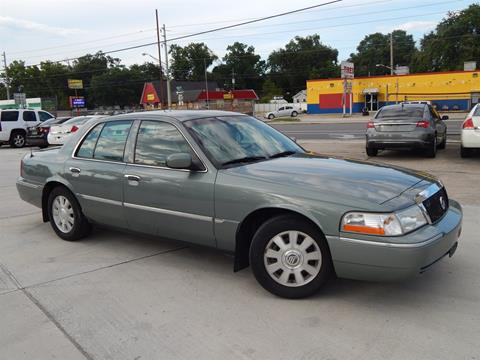 2005 Mercury Grand Marquis for sale in Jacksonville, FL