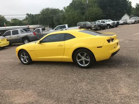 2011 Chevrolet Camaro for sale in Waco, TX