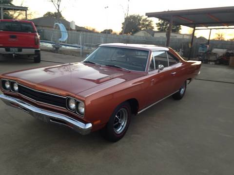 1969 Plymouth Roadrunner for sale in Waco, TX