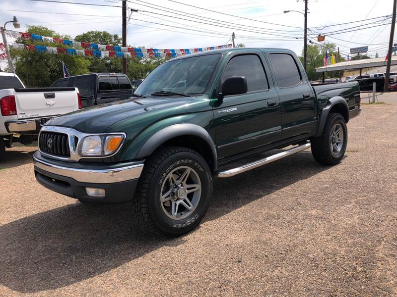 2003 Toyota Tacoma For Sale At SOUTHSIDE MOTORS In Waco TX