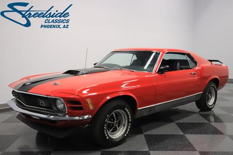1970 Ford Mustang for sale in Mesa, AZ