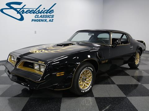 1978 Pontiac Trans Am for sale in Mesa, AZ