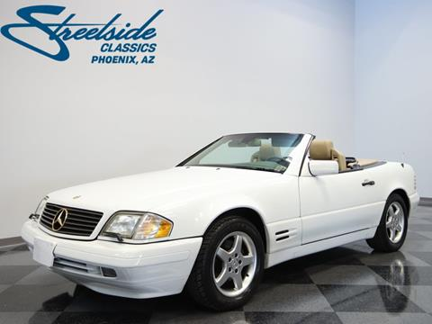 1998 Mercedes-Benz SL-Class for sale in Mesa, AZ