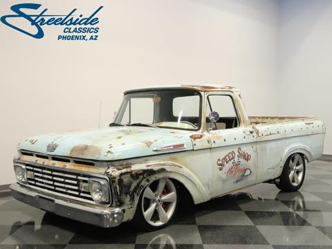 1963 Ford F-100 for sale in Mesa, AZ