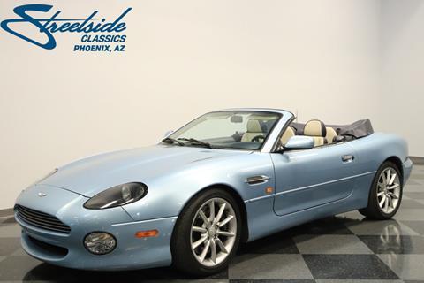 Aston Martin DB For Sale In Jacksonville FL Carsforsalecom - 2000 aston martin
