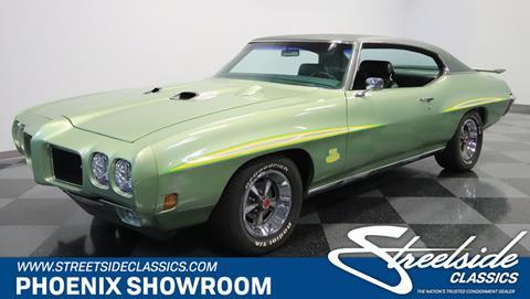 1970 Pontiac GTO for sale in Mesa, AZ