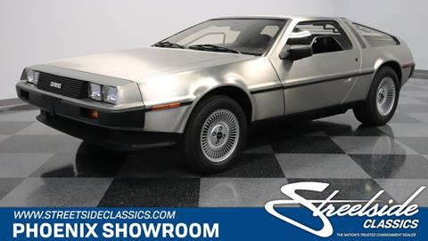1981 DeLorean DMC-12 for sale in Mesa, AZ
