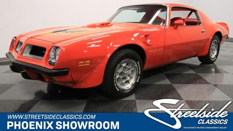 1974 Pontiac Firebird for sale in Mesa, AZ