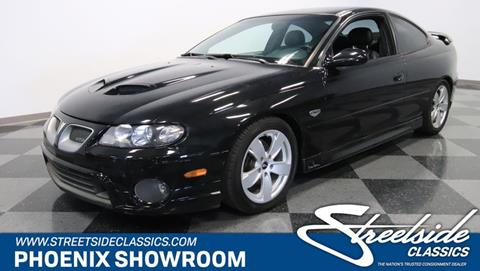 2005 Pontiac GTO for sale in Mesa, AZ