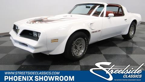 1978 Pontiac Firebird for sale in Mesa, AZ
