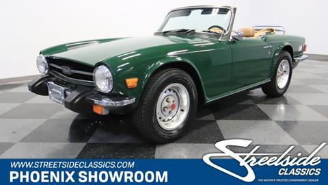 1976 Triumph TR6 for sale in Mesa, AZ