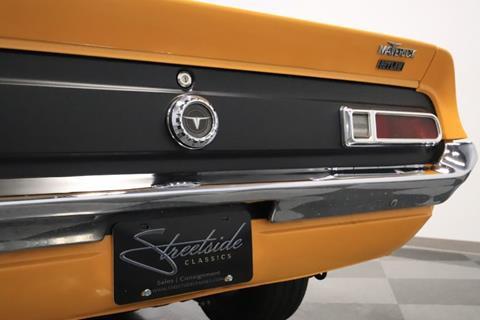 1972 Ford Maverick